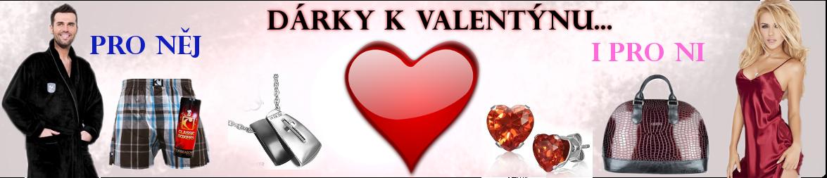 dárky k valentýnu pro vašeho miláčka