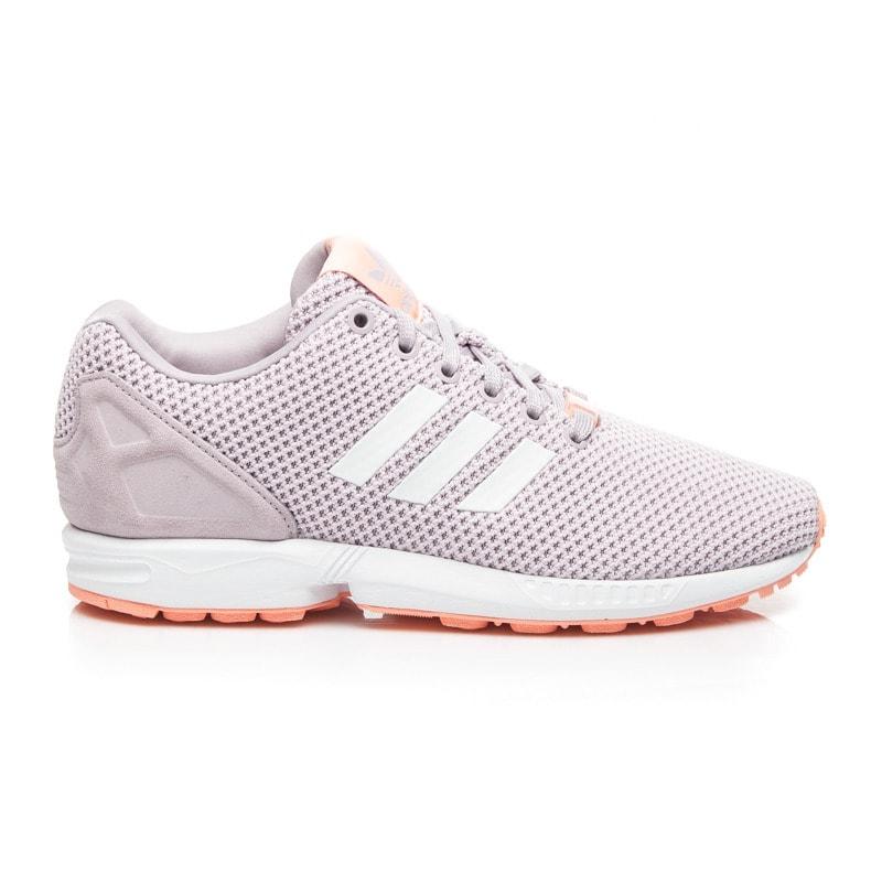 Adidas Fialkové sportovní boty Adidas - 38,5