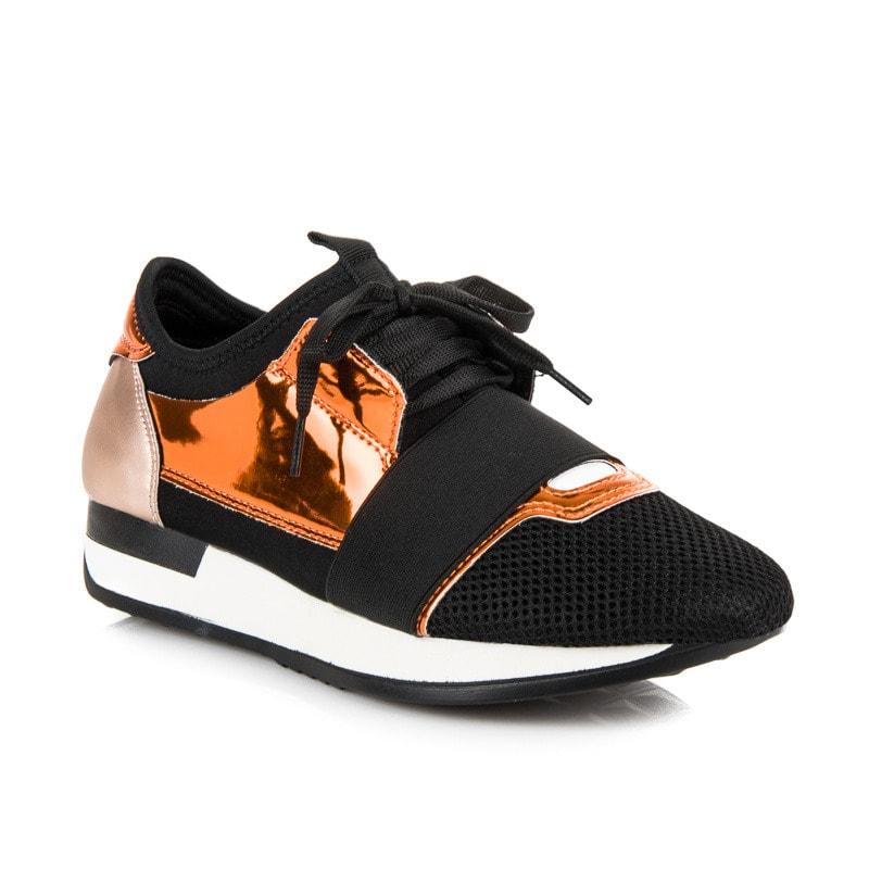 jiny Sportovní boty fashion černé - 37