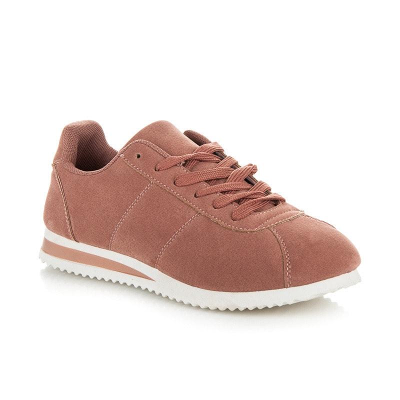 jiny Růžové sportovní boty - 40