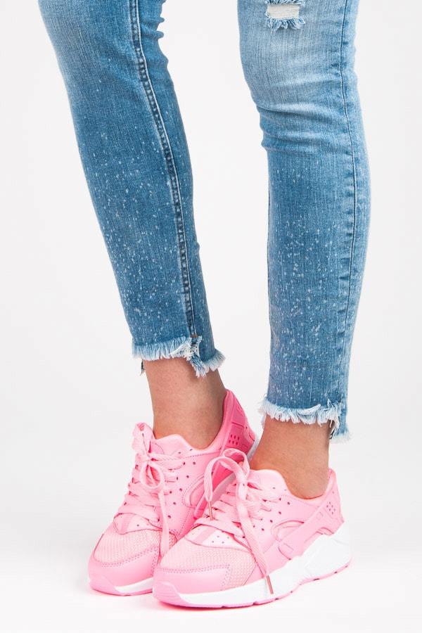 RAPTER Růžové sportovní boty - 40