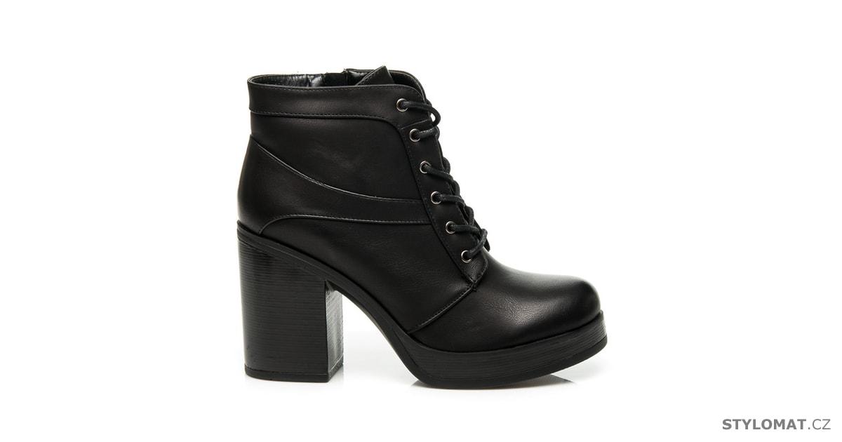Rockerské kotníkové boty - SUPER MODE - Kotníčkové boty 1f92f21a7e