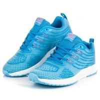 Běžecké dámské boty modré