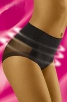 Stahovací kalhotky Uniqa černé