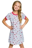 Dívčí noční košile Pepa komiks