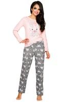 Dámské pyžamo Oda sob růžové