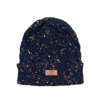 Zimní čepice tmavě modrá