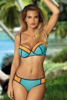 Dámské plavky Chloe Push - up s kosticemi