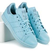 Adidas stan smith j modré