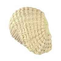 Lehký baret béžový