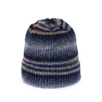 Šedá zimní čepice