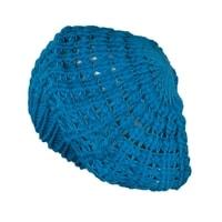 Lehký baret/čepka modrá