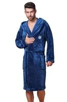 Pánský župan Alex modrý