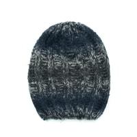 Melanžová stínovaná čepice šedá