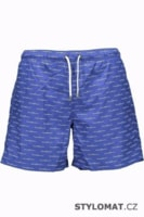 Modré pánské plavky
