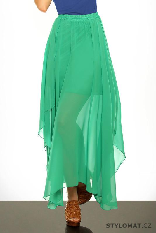 4ce98980dfc ... Světle zelená dlouhá sukně. Previous  Next