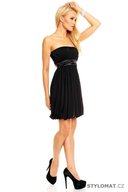 76fd56f98aba Černé koktejlky - jiny - Krátké společenské šaty