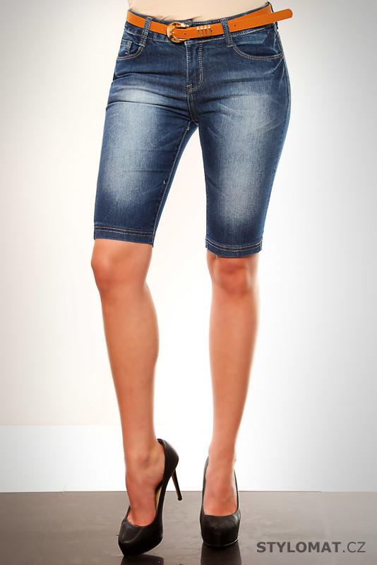 Dámské módní džínové kraťasy - Redial (Colorfull) - Kraťasy 70fd490a3c