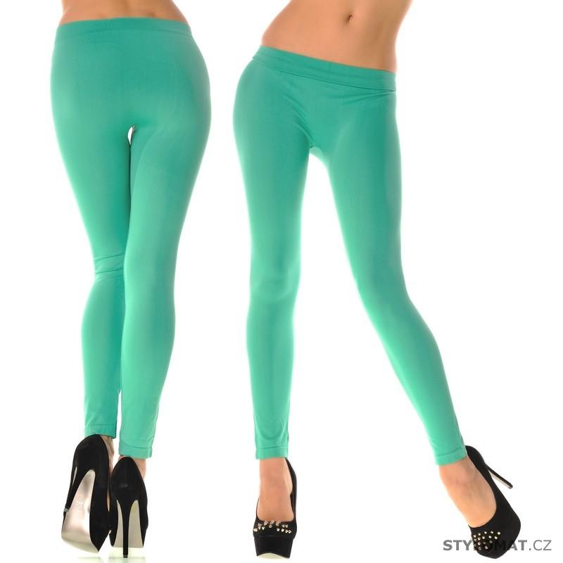 Trendy zelené legíny - Fashion - Legíny 1906146c6c