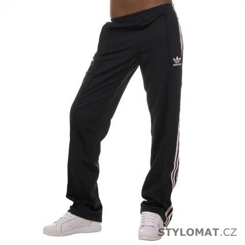 ec575068118 Dámské černo bílé kalhoty adidas Originals FIREBIRD TP - Redial - Sportovní  kalhoty a tepláky