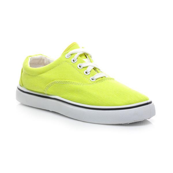 Žluté tenisky vansky - Hacene - Tenisky d764025349