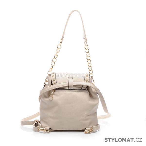 9211a61ef98 ... Dámské kabelky a tašky    Kabelka - batoh 2v1. Previous  Next