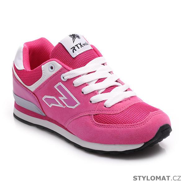 Dámské sportovní boty růžové - RTX walk - Tenisky ab209e957f