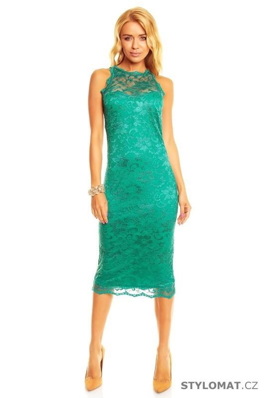 0043221d211 Krajkové večerní šaty - Mayaadi - Party a koktejlové šaty