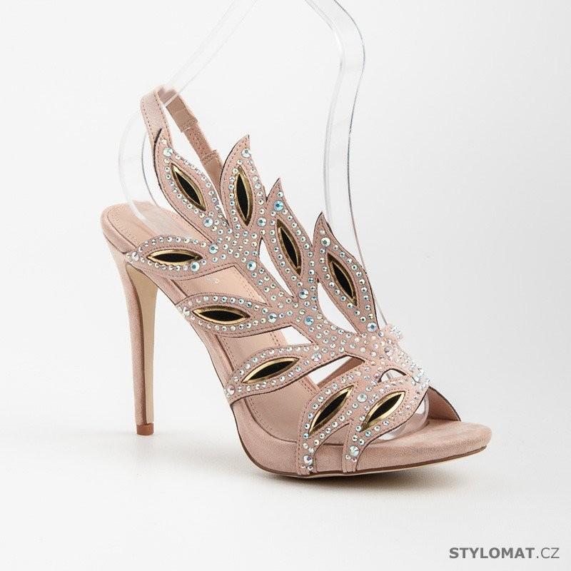 Plesová obuv 78d771e3e1