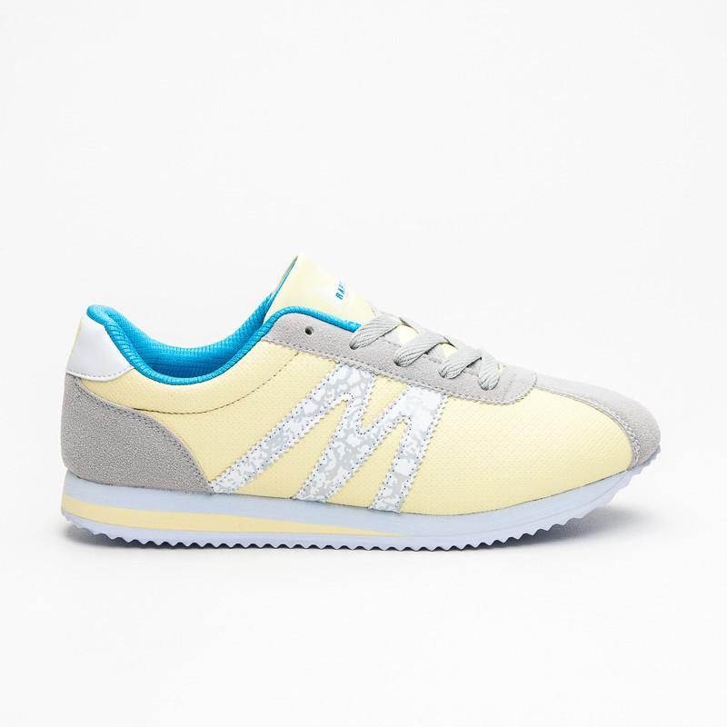 769656bd3e8 Lehké sportovní boty žluté - RAPTER - Tenisky