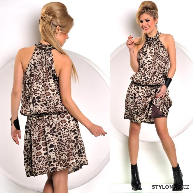 Vzdušné šaty 18ae683c38
