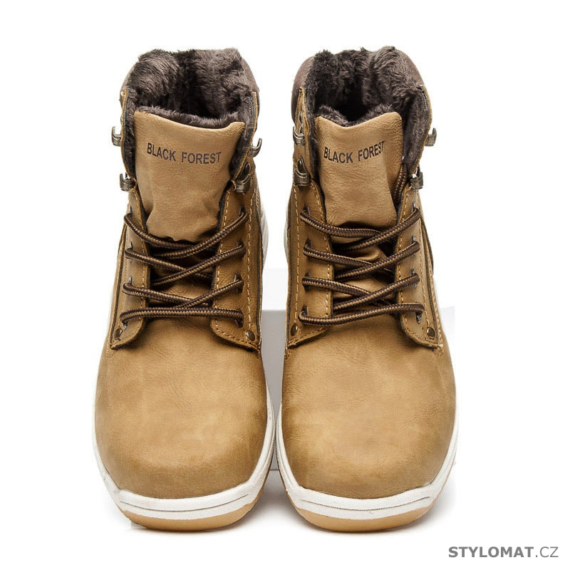 cb84ec0a9f8 Pánské zimní boty - Black forest - Pánské kotníkové a farmářky