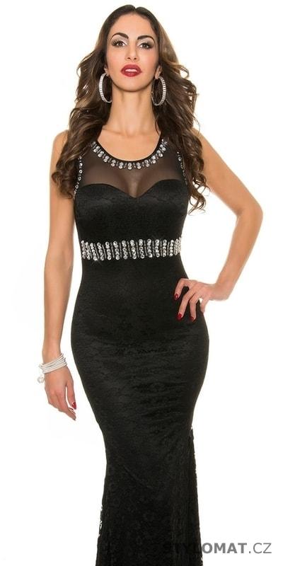 fd50867a35b Elegantní šaty na ples - Koucla - Dlouhé společenské šaty