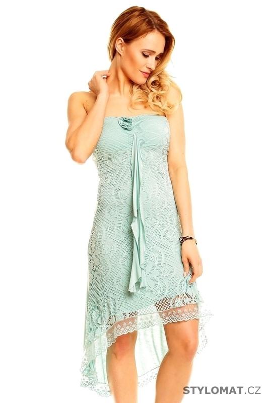 0cfe78db6fb Krajkové letní šaty - Best Emilie - Krátké letní šaty