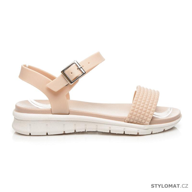 ea2f61c6777c Gumové tělové sandály na léto - L. Day - Sandále