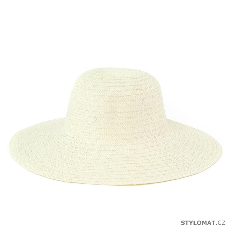Dámský plážový klobouk bílý - Art of Polo - Dámské letní klobouky d698d7268d