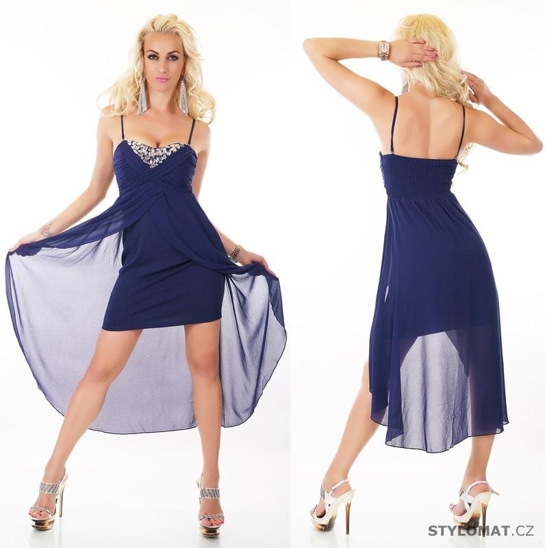 0a789f72cc9 Společenské šaty na ramínka - EU - Krátké společenské šaty