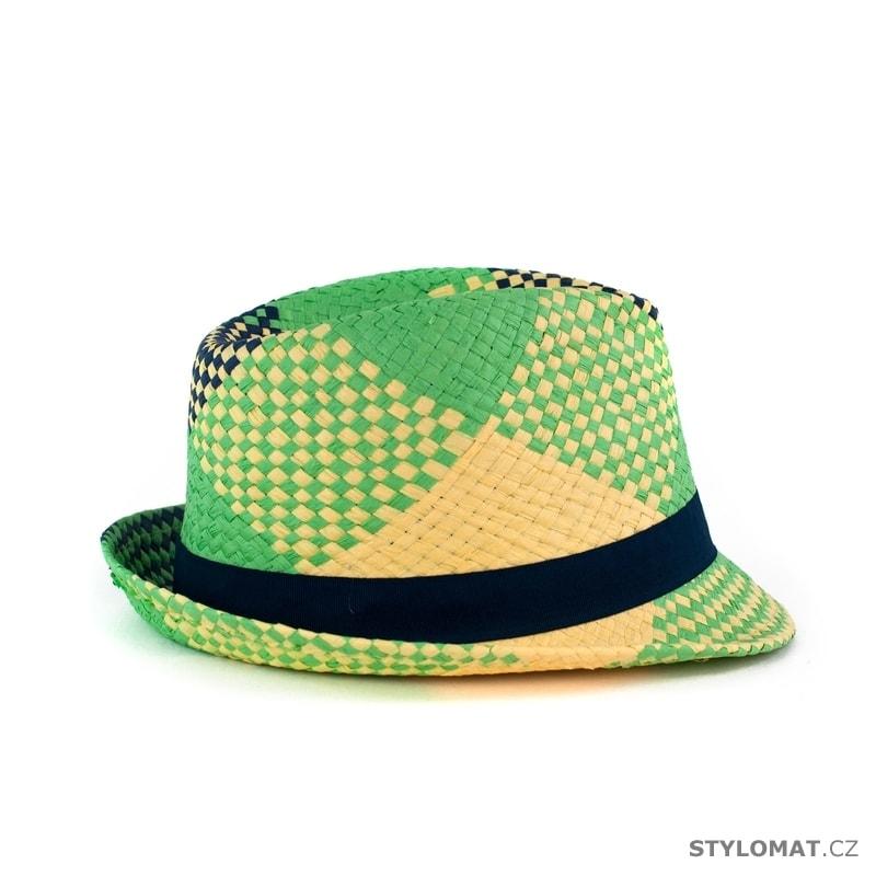 9880072ec7f Trilby klobouk Hot Summer zelený - Art of Polo - Dámské letní klobouky