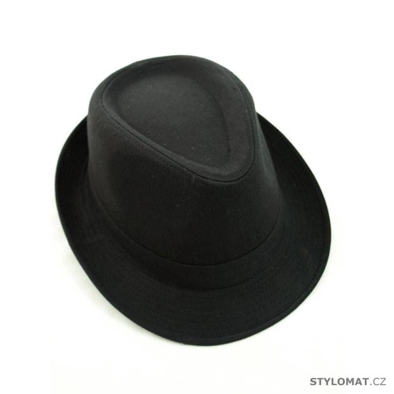 Trilby Panama klobouk černý - Art of Polo - Pánské klobouky a kšiltovky 8dd0ead895
