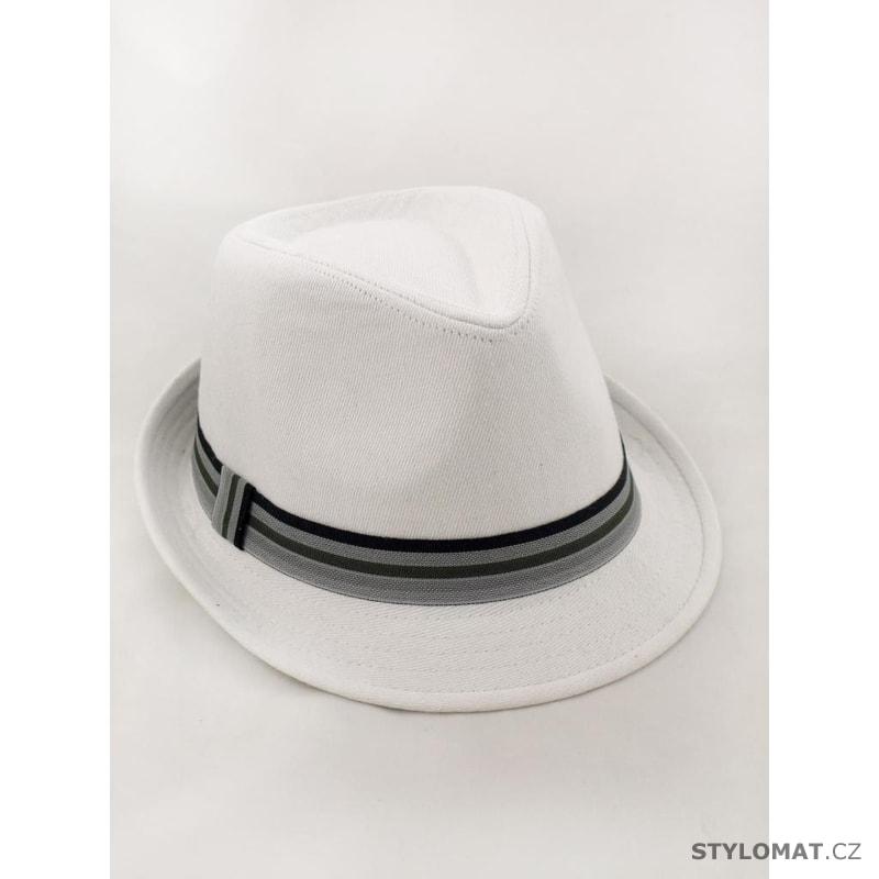 c0060cfc862 ... Dámské letní klobouky    Trilby Panama klobouk se šedou stuhou. Trilby  Panama klobouk se šedou stuhou