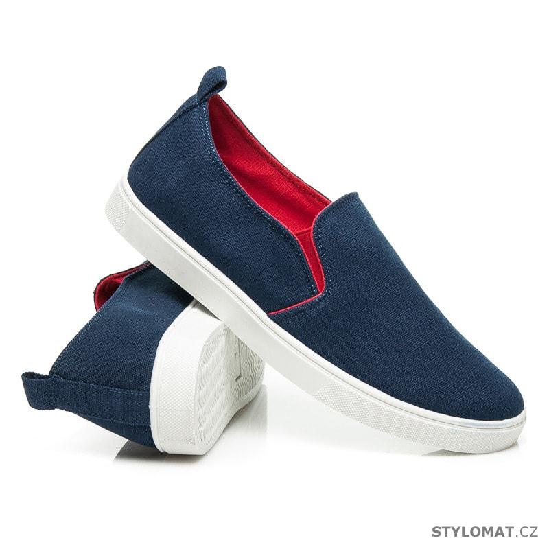 3dbe311cd5e Pánské nazouvací boty - Baolikang - Sportovní pánská obuv