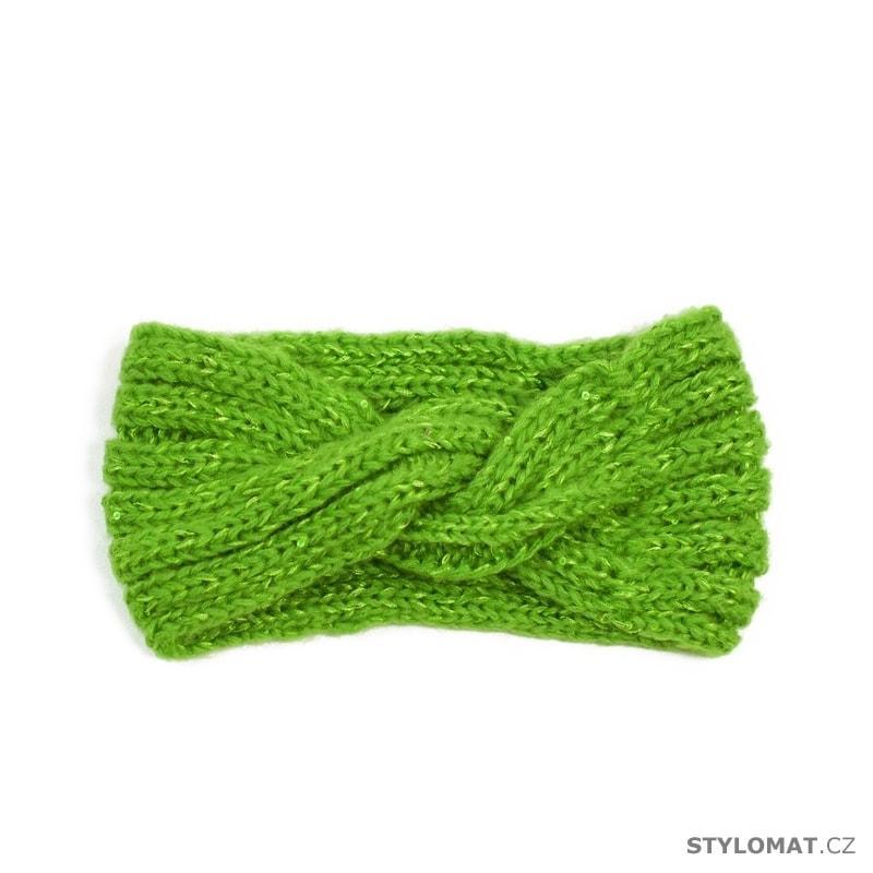 3ec23a0a086 Čelenka s kamínky zelená - Art of Polo - Čelenky