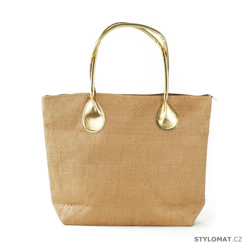 Velká kabelka - košík na léto - Art of Polo - Dámské kabelky a tašky fd798d6da44