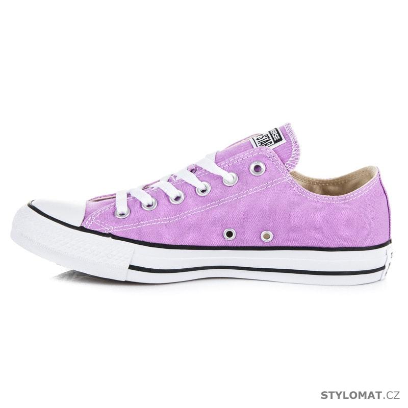 943104233d5 ... Tenisky Converse chuck taylor all star seasonal color fialové.  Previous  Next