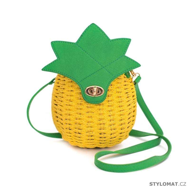 a3e7393806d Košík sladký ananas - Art of Polo - Dámské kabelky a tašky