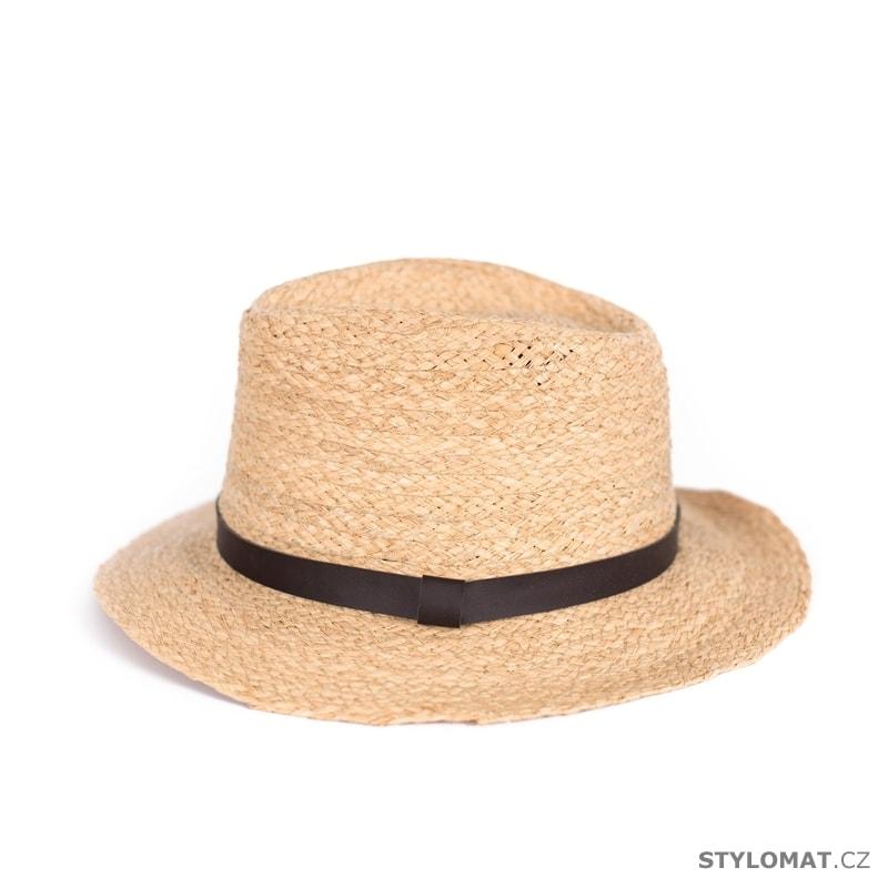 a8f5386b715 Letní klobouk se stuhou - Art of Polo - Dámské letní klobouky