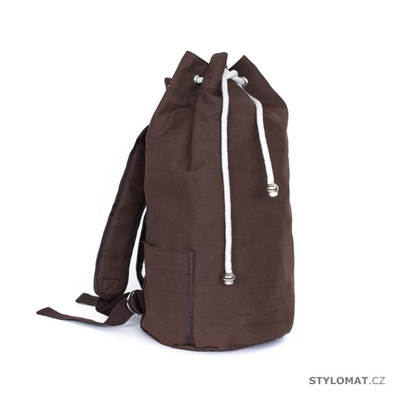 9e675efa354 Hnědý batoh Do přírody - Art of Polo - Módní batohy