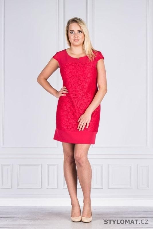 3561ebe6873 Společenské dámské šaty - Ptakmoda - Krátké společenské šaty