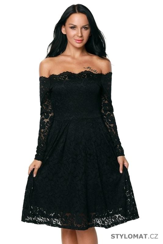 ... Krátké společenské šaty    Dámské krajkové šaty černé. Previous  Next fd22a29084
