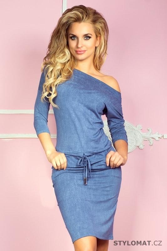Sportovní elastické šaty - Numoco - Jarní šaty 6f88e29467